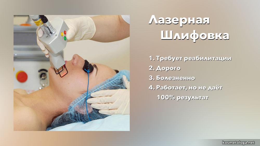 Клиника лазерной косметологии рубцы